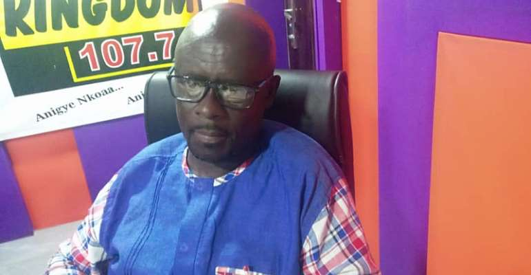 Adomako Baafi Challenges Ghanaians To Be More Patriotic
