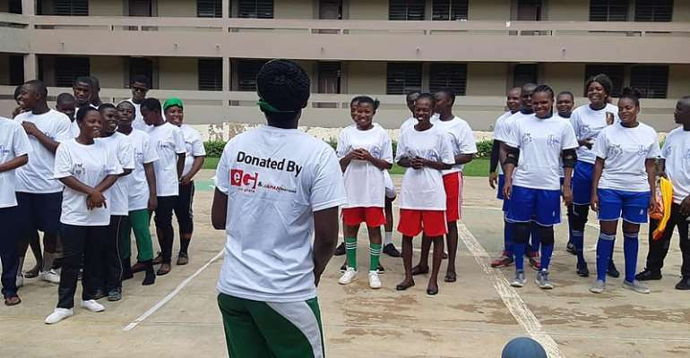 Goalball: Ghana Blind Sports Association to hold National Justifier to select Athletes