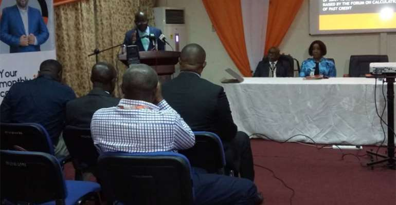 SSNIT Clears Air On Past Credit Payment