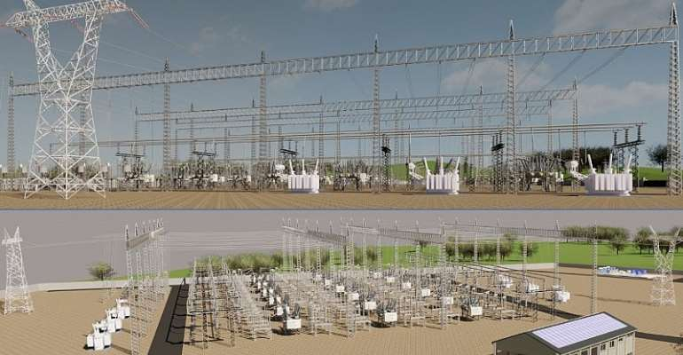 350,000 Ghanaians to benefit from bulk power supply project at Pokuase – MiDA