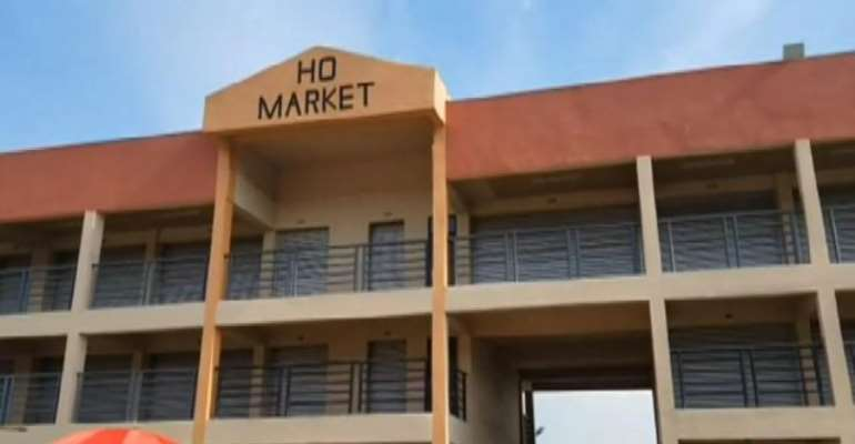 Feud over Ho Central Market is cause of revenue shortfall - Ho MCE