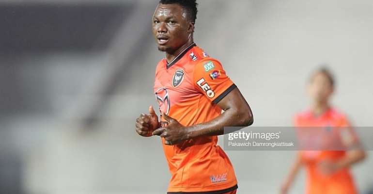Dominic Adiyiah Completes Move To Division One Side In Thailand