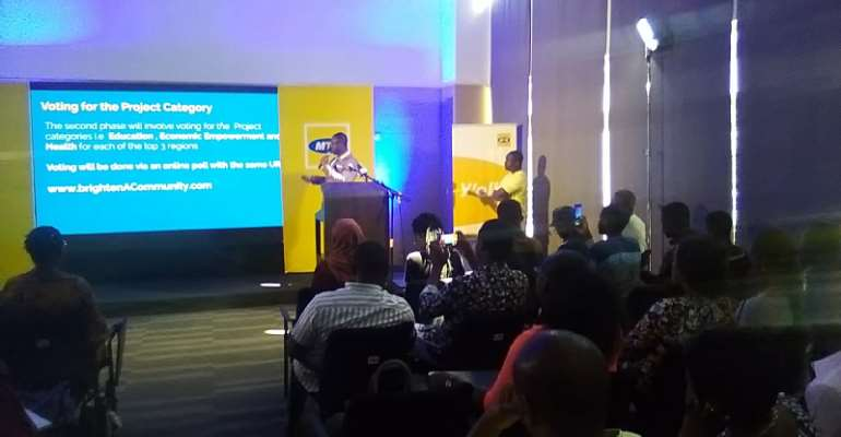MTN Outdoors 'Brighten Your Region' Campaign