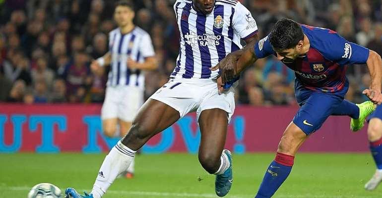Mohammed Salisu: From Accra To Ronaldo's Real Valladolid To... Man Utd?