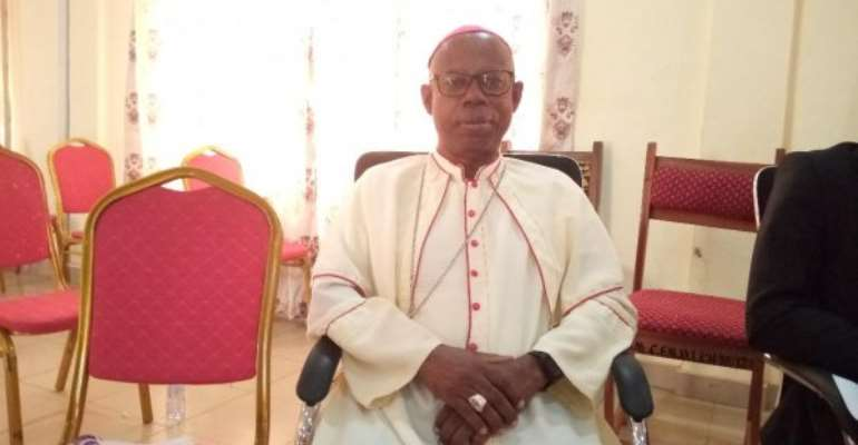 Most Rev. Atuahene Advocates For Peace Ahead Of Voting Day