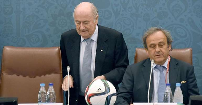 Blatter, Platini To Be Investigated For Fraud - Reports