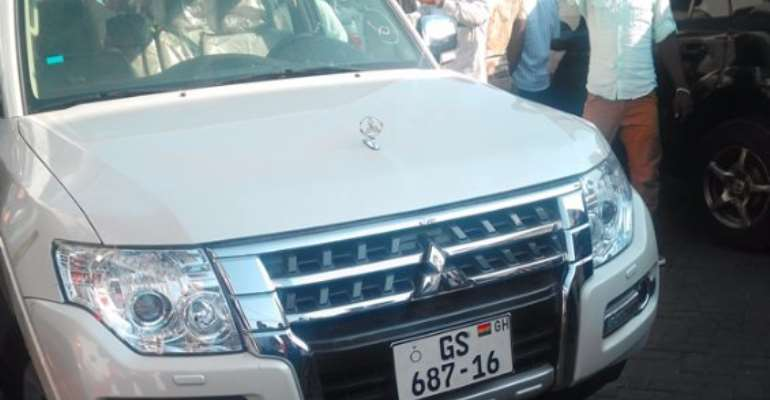Mahama bribed NPP Northern Region chair with cars, cash to denigrate Akufo-Addo- NPP alleges