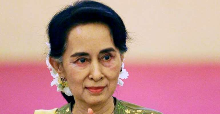 Eyes Without The Prize: Stripping Aung San Suu Kyi's Awards