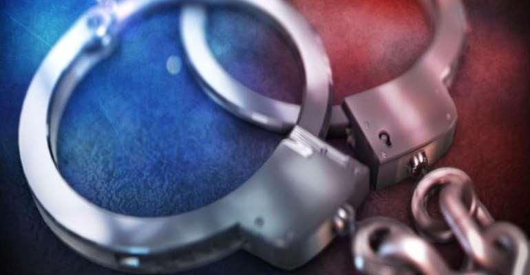 14 Suspected Criminals Arrested At Kasoa