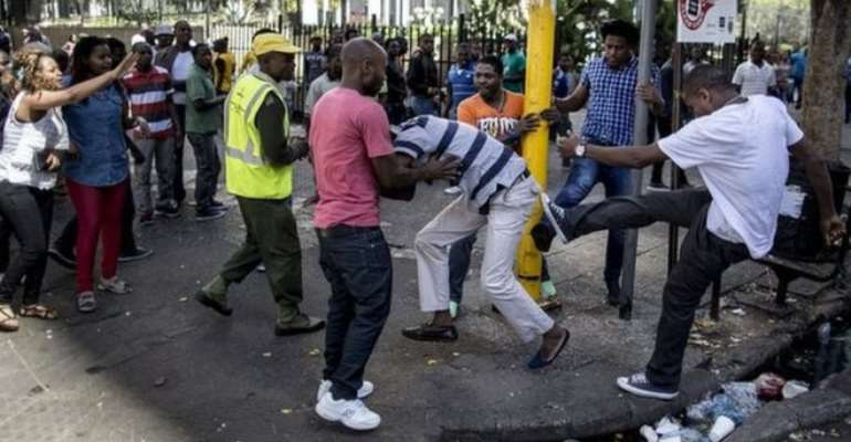 Why These Xenophobic Activities Against Nigerians?