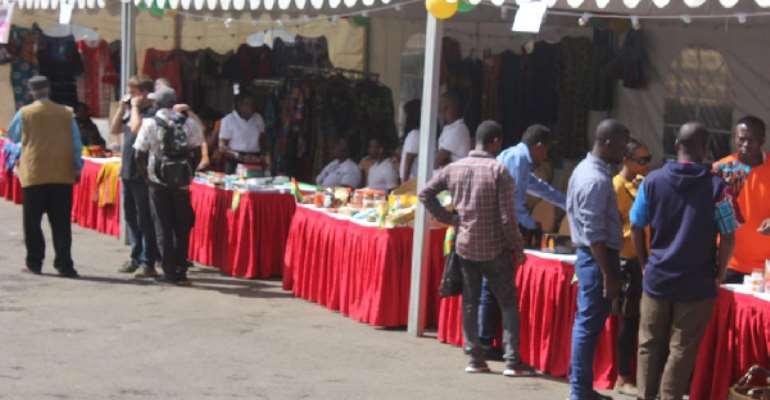 Mega Trade Show Coming In Obuasi