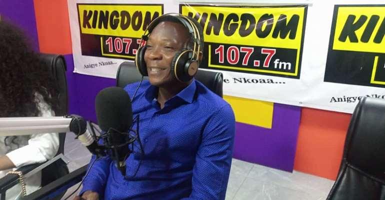 Abedi Pele, Tony Yeboah Were My Role Models – John Paintsil