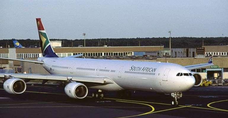 Flight Centre issues order to halt SAA ticket sales