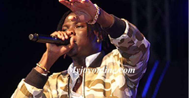 The event took place under the theme 'Boss It Up' which was a song Stonebwoy released some few days ago.