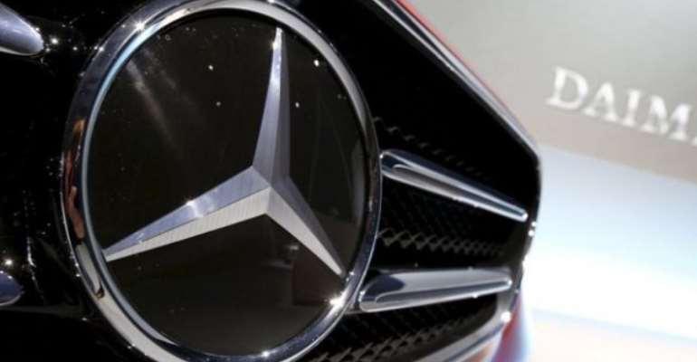 Mercedes-Benz owner Daimler to cut 10,000 jobs worldwide