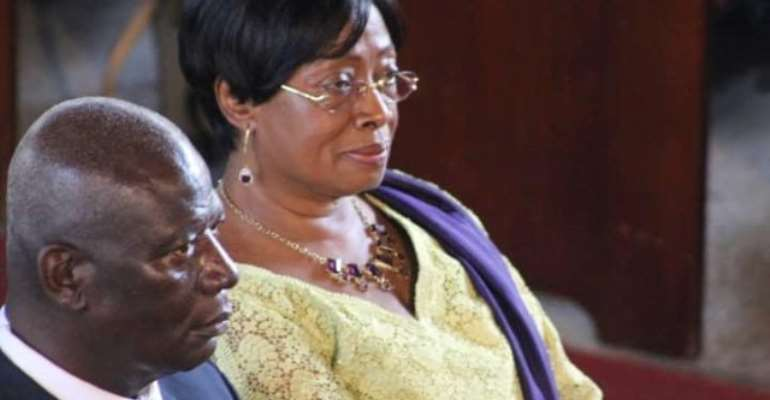 Retiring CJ, Sophia Akuffo wants high standards in legal profession maintained