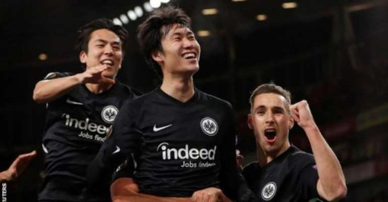 Europa League: Pressure Piles On Emery After Arsenal Lose To Frankfurt