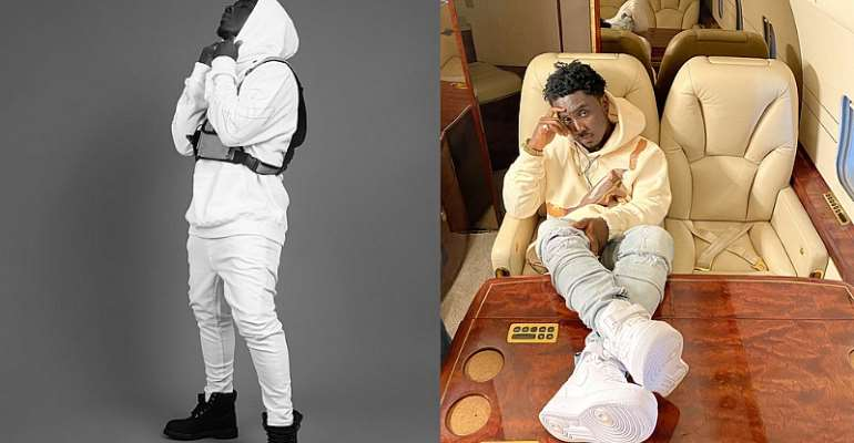 Sarkodie speaks ahead of Kweku Smoke Album Launch on 5th December