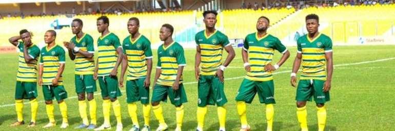 Ghana Premier League: Ebusua Dwarfs Beat Berekum Chelsea To Earn First 3 Points