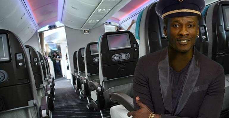 Ghana Captain Asamoah Gyan's Airline Business Will Start Next Year