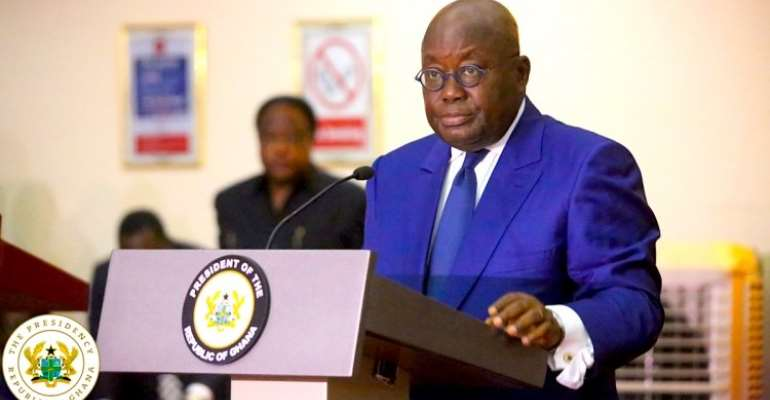 Are Ghanaians Advocating For Dictatorship By Attacking Nana Addo For Comments On Homosexuality?