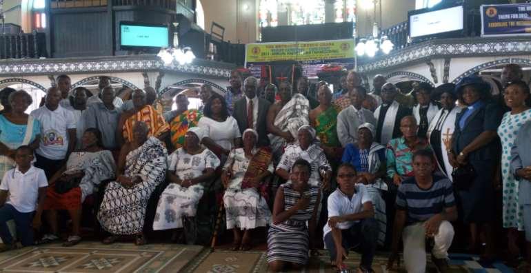 We Need More John Mensah Sarbah's In Ghana