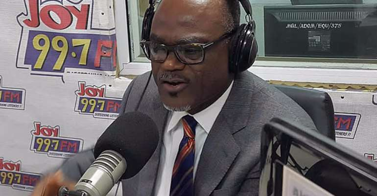 Dr Kofi Amoah Slams Media For Describing Him As 'Corrupt'