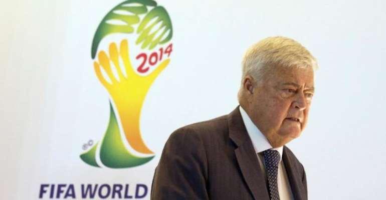 Ex-Brazilian Football Chief Teixeira Banned For Life