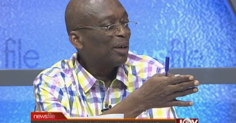 Kwaku Baako is Managing News Editor of the New Crusading Guide newspaper