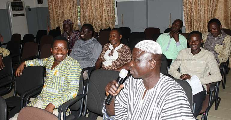 U/E: GHS holds cross-border meeting with health officials from Burkina Faso, Togo