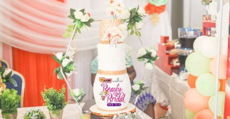 Luv FM - Golden Tulip Beauty and Bridal Fair opens