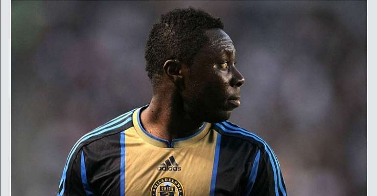 From Man Utd To Unemployed: Former Ghanaian Youngster Adu And His Sad Downward Spiral