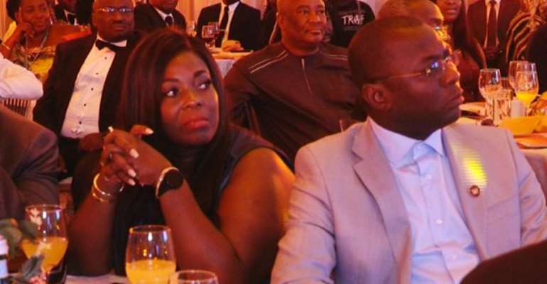 Ghana Gas, UBI Group CEOs emerge Energy Personalities of the Year
