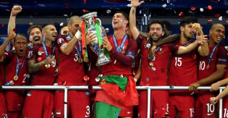 Euro 2020 draw: Portugal, Germany And France In Same Group, England Drawn Against Croatia