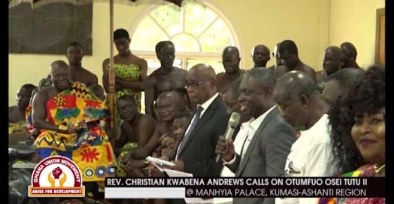 My Gov't Will Allow Chiefs To Partake In Active Politics – GUM