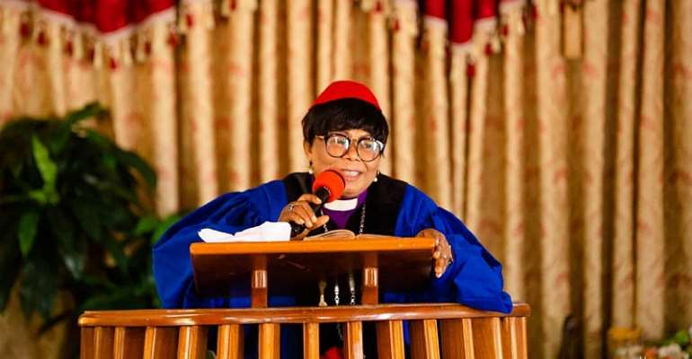 Bishop Beatrice Dzandu-Hedidor Dies At 79