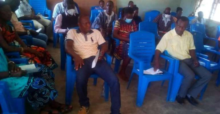 Special voting: 739 persons to vote in Bongo