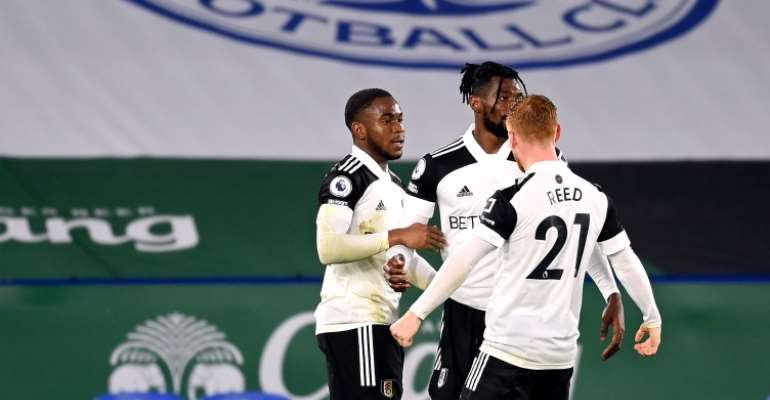 PL: Fulham Shock Leicester To Move Out Of Premier League Relegation Zone