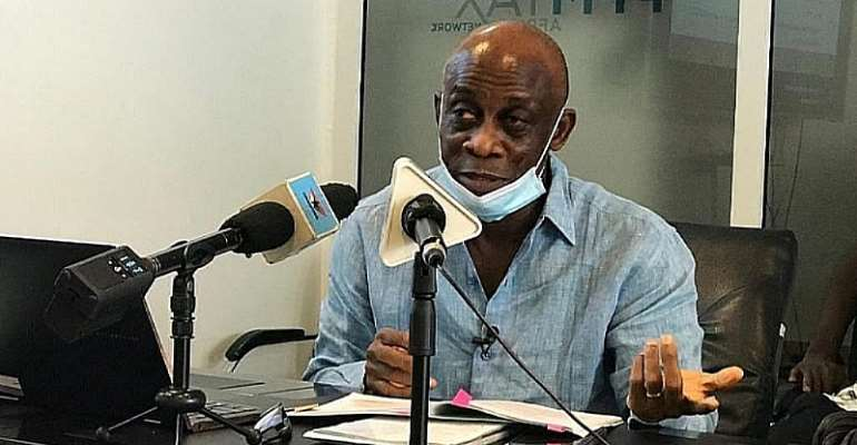 Seth Terkper reacts to Dr Addison's explanation for excluding exceptional costs in fiscal deficit calculation