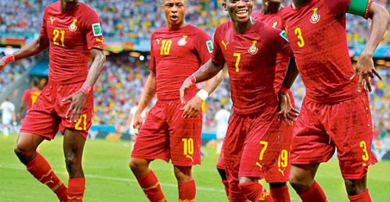 Black Stars to storm Gabon today, as mission to end 35-year-old wait for an AFCON trophy begins
