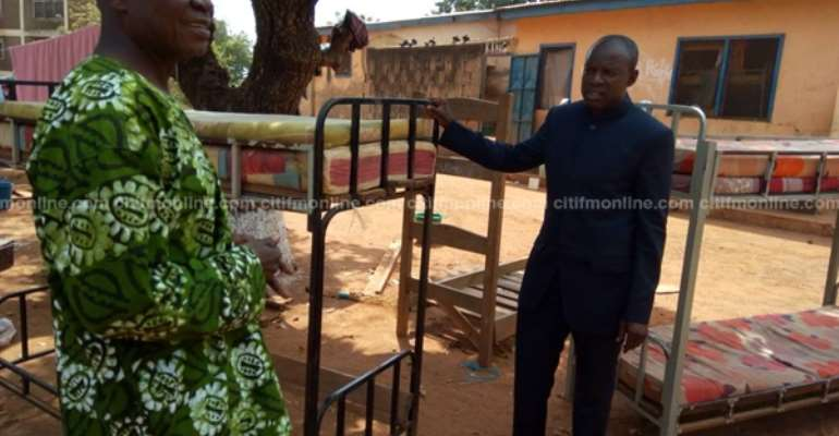 'Sleeping Under Trees' At Vitting SHS To Be Resolved