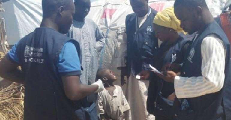 Vaccination drive to protect 4 million Nigerian children gets underway