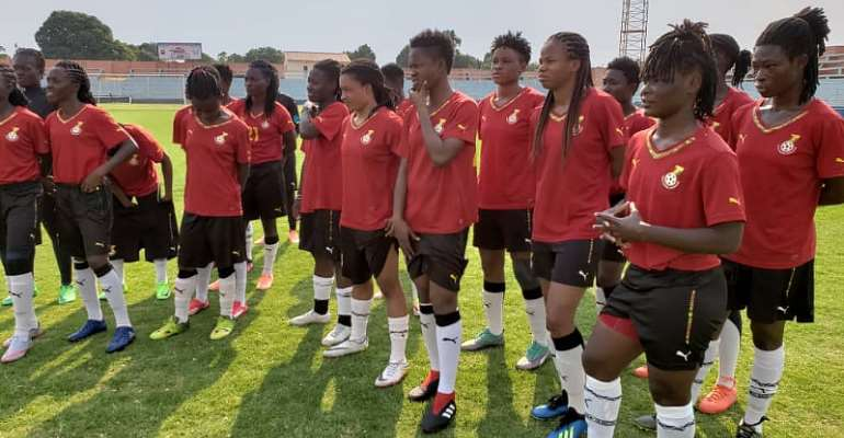 Zambia Pile More Misery On Black Queens In Pre-Tournament Friendly