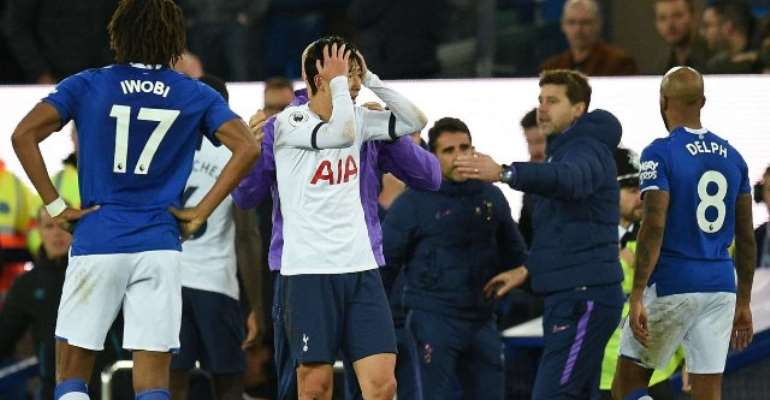 'Son Is Devastated' - Alli Says Tottenham Star In Tears After Gomes Suffers Horror Injury