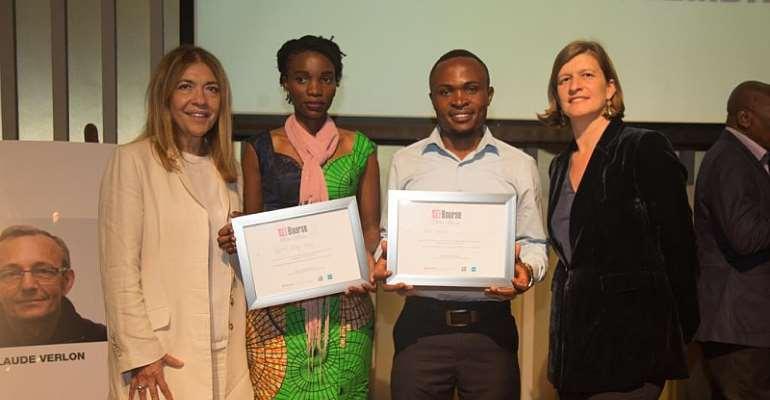 Congolese journalists win RFI's 2019 Dupont-Verlon prize