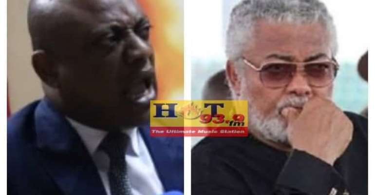 'Shut Up' — Maurice Ampaw Blast Rawlings For Criticising GLC [Watch]
