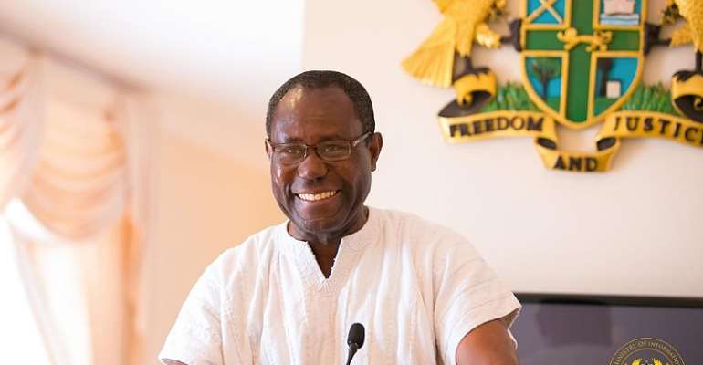 Gov't To Inject US$600m Into Cocoa— COCOBOD