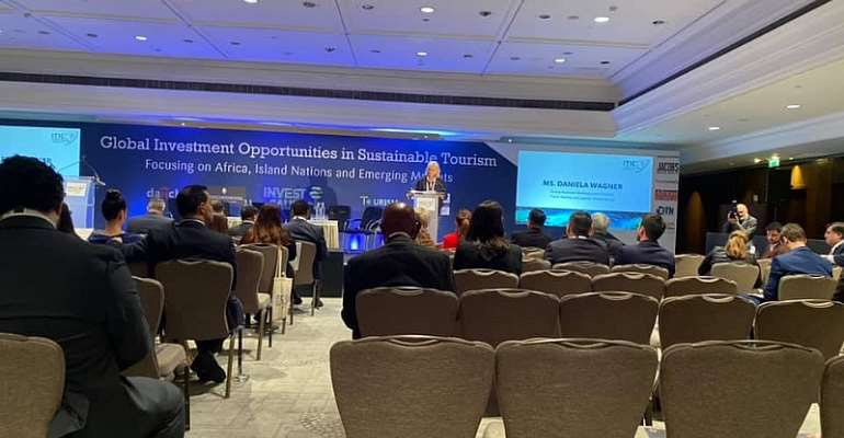 International Tourism Investment Confab Opens In London