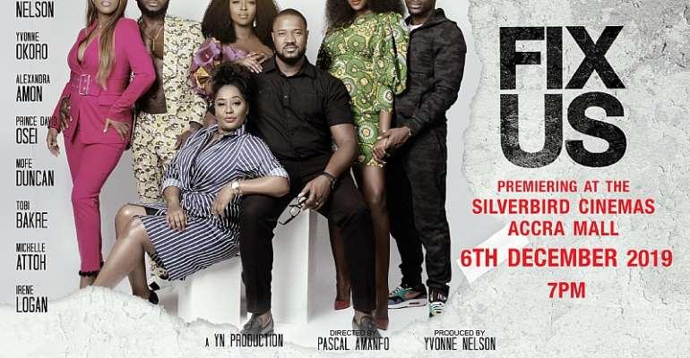 Yvonne Nelson Premieres 'Fix Us' On December 6
