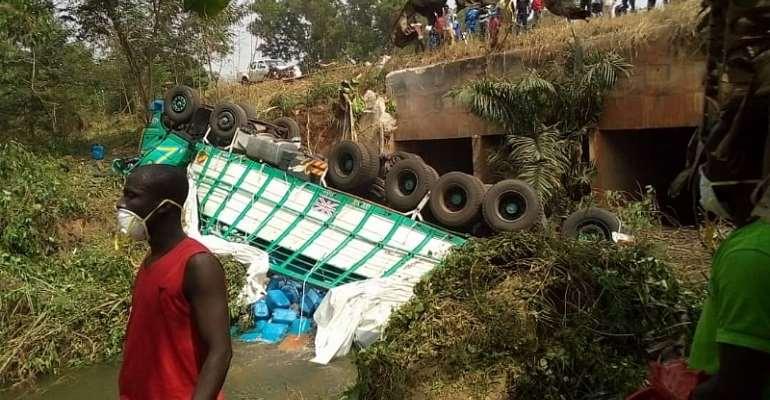 Tano River Poisoned, Don't Drink – NADMO Warns Public